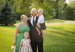 Olsen Family Photo
