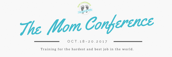 Join me at the Mom Conference
