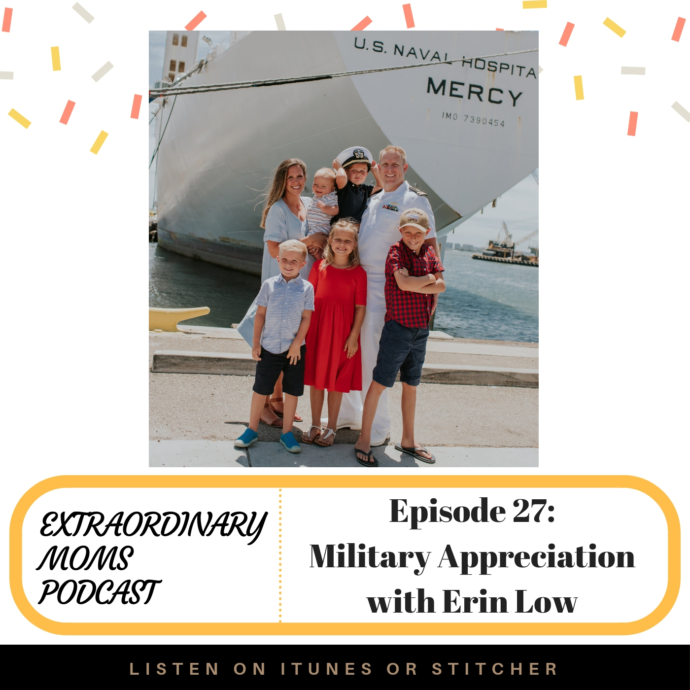 Extraordinary Moms Podcast